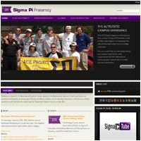 Sigma Pi Fraternity, International